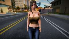 DOAXVV Sayuri - Idaten (Pisara) para GTA San Andreas