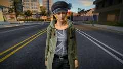 Dead Or Alive 5 - Eliot (Costume 2) 2 para GTA San Andreas