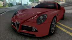 Alfa Romeo 8C Competizione 2007 IVF Style