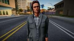 Sam Winchester 2.0 from Supernatural para GTA San Andreas