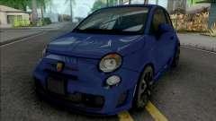 Fiat 500 Abarth 2014 IVF Style