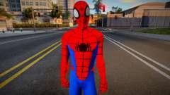 Marvel Spiderman 2017 para GTA San Andreas
