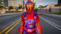Arcade Mayhem - Locura Gamer para GTA San Andreas