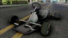 Kart without Racing Skits para GTA San Andreas