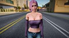DOAXVV Elise - The Idaten Deities Know Only Peac para GTA San Andreas
