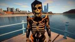Grunt (Skeleton) God of War 3 para GTA San Andreas
