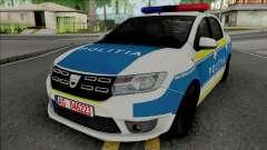 Dacia Logan 2020 Politia