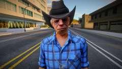 New Cwmofr Casual V1 Don Gilipollas Outfit Cou 1 para GTA San Andreas