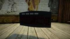 Tastatur Gun