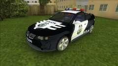 NFSMW Pontiac GTO Cop para GTA Vice City