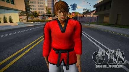 Shin Fu Kung Fu 7 para GTA San Andreas