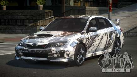 Subaru Impreza SP-R S2 para GTA 4