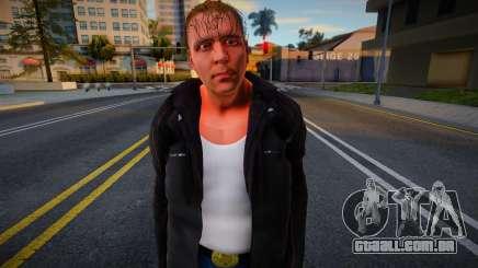 WWE Dean Ambrose from 2k17 para GTA San Andreas