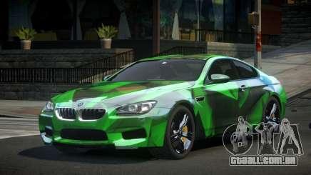 BMW M6 F13 GST S8 para GTA 4