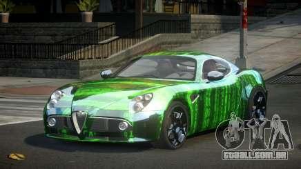 Alfa Romeo 8C Qz S10 para GTA 4