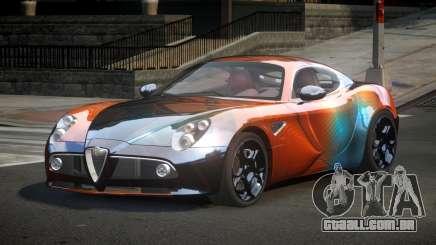 Alfa Romeo 8C Qz S9 para GTA 4