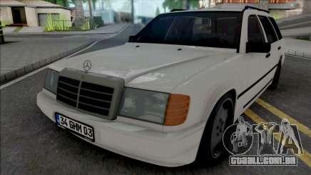 Mercedes-Benz E200 Touring para GTA San Andreas