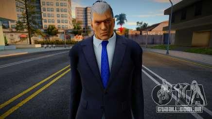 Bryan Just Business 3 para GTA San Andreas