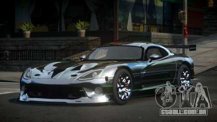 Dodge Viper G-Tuning PJ1 para GTA 4