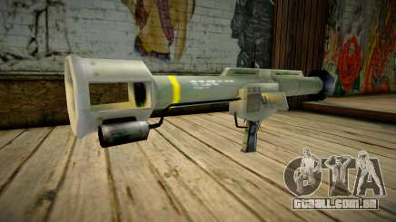 Half Life Opposing Force Weapon 8 para GTA San Andreas