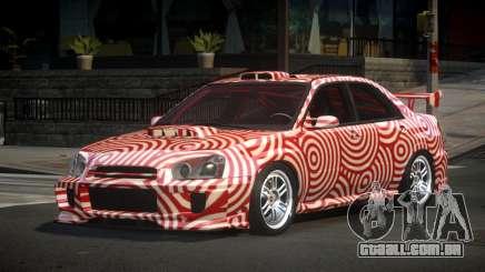 Subaru Impreza G-Tuning S4 para GTA 4