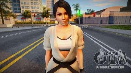 Momiji Karate para GTA San Andreas