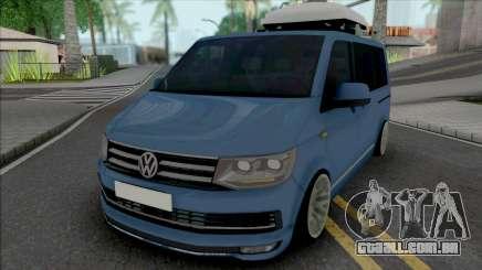 Volkswagen Caravelle [HQ] para GTA San Andreas