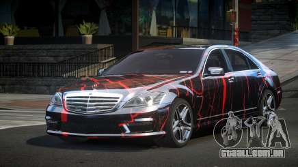 Mercedes-Benz S65 R-Tuned S2 para GTA 4