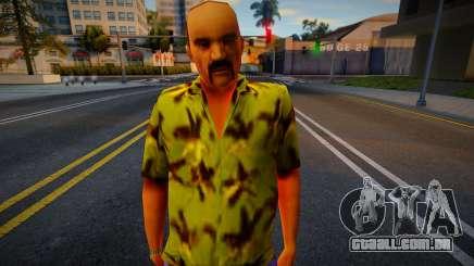 VCS Diaz Goons v5 para GTA San Andreas