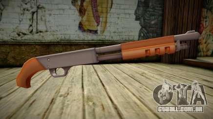 Metal Slug - Shotgun para GTA San Andreas