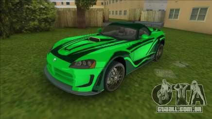 NFSMW Dodge Viper JV para GTA Vice City