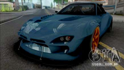 Mazda RX-7 BLS BN Sports para GTA San Andreas
