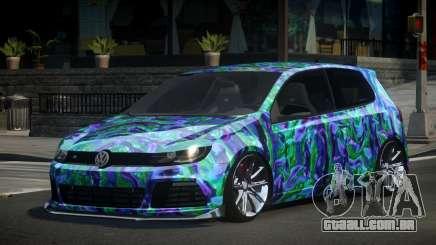 Volkswagen Golf G-Tuning S7 para GTA 4