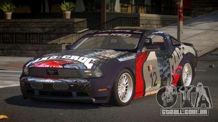 Ford Mustang GS-R L4 para GTA 4