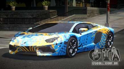 Lamborghini Aventador Zq S2 para GTA 4