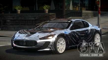 Maserati Gran Turismo US PJ5 para GTA 4