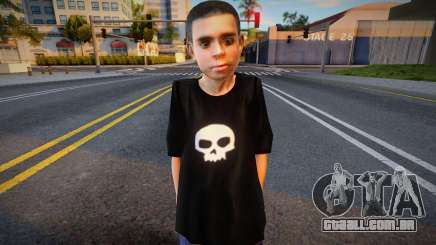 SID PHILLIPS - KIDS FROM TOY STORY 1 para GTA San Andreas