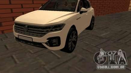 Volkswagen Touareg 2020 para GTA San Andreas