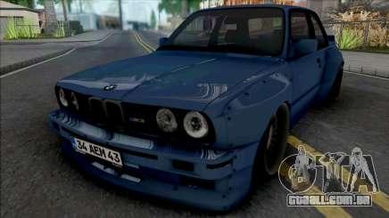 BMW M3 E30 Pandem (34 AEM 43) para GTA San Andreas