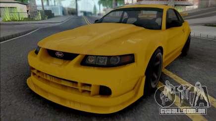 GTA V Vapid Dominator ASP para GTA San Andreas