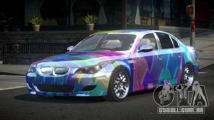 BMW M5 E60 GS S2 para GTA 4