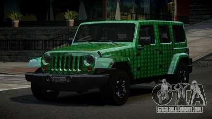 Jeep Wrangler US S2 para GTA 4
