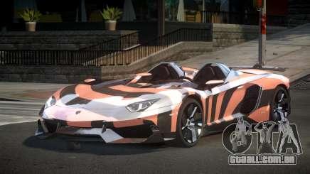 Lamborghini Aventador GST-J S1 para GTA 4