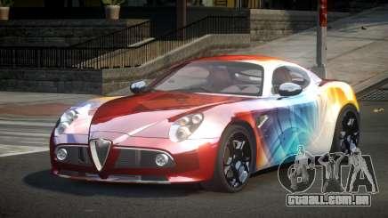 Alfa Romeo 8C Qz S1 para GTA 4