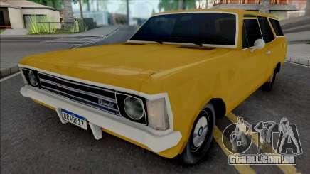 Chevrolet Opala Caravan Especial 1972 para GTA San Andreas