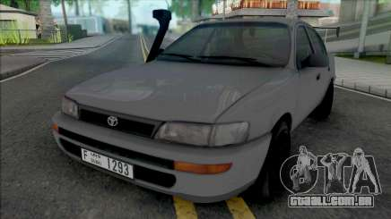 Toyota Corolla 1996 Sport para GTA San Andreas
