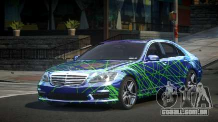Mercedes-Benz S65 R-Tuned S8 para GTA 4