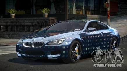 BMW M6 F13 GST S9 para GTA 4