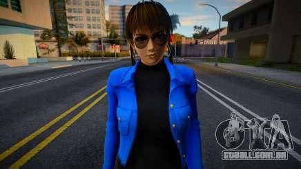 Sarah - DOA para GTA San Andreas