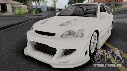 Honda Civic Tuned (NFS Underground) para GTA San Andreas